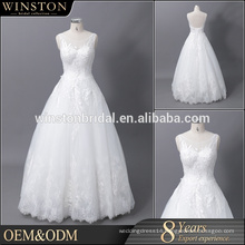 China supply all kinds of new arrival Sweetheart neckline wedding dress